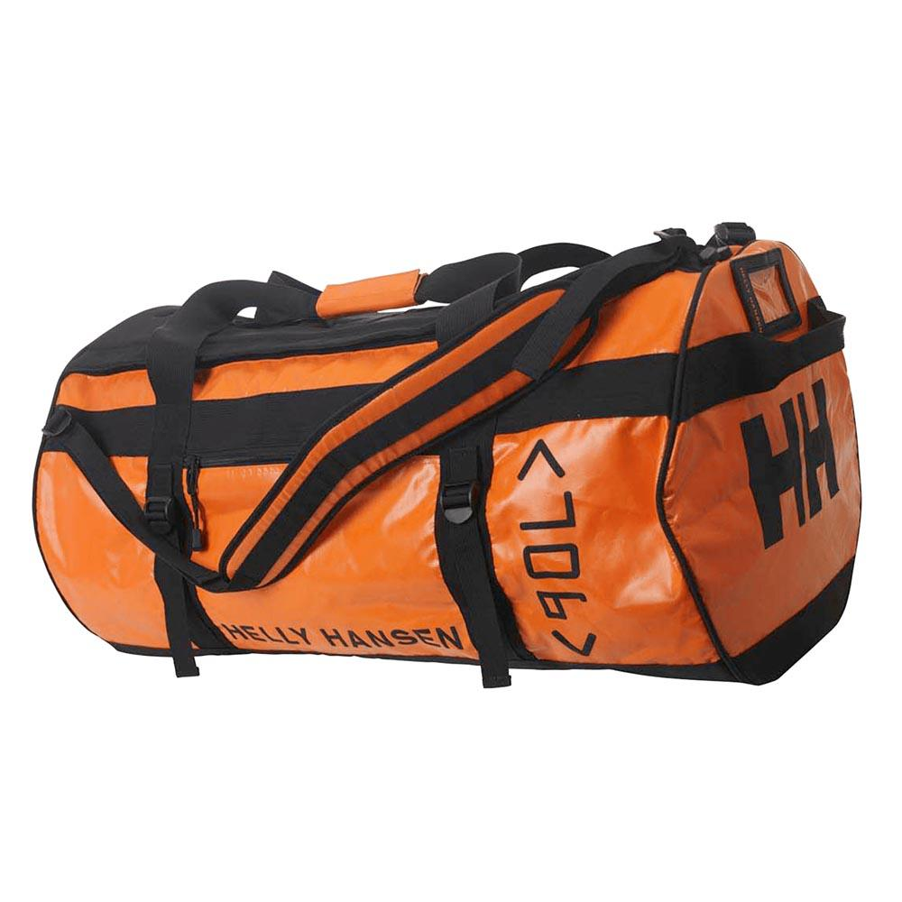 Helly Hansen HH Duffel Bag 90L Orange (220) NEW