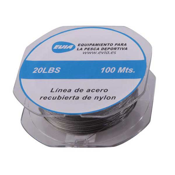 Evia Steel and Nylon Cable 100