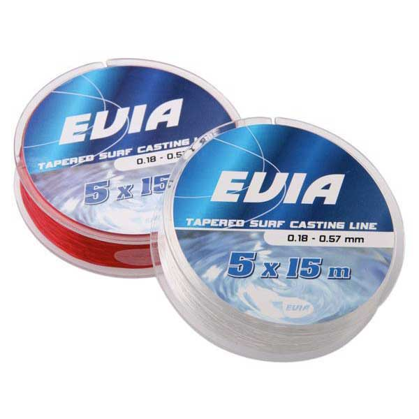 Evia Surfcasting Leader 5x15