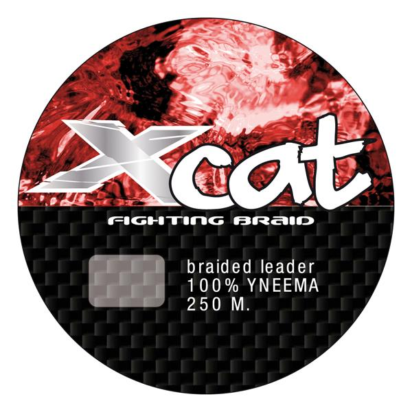 X-Cat Fighting Braid 250m