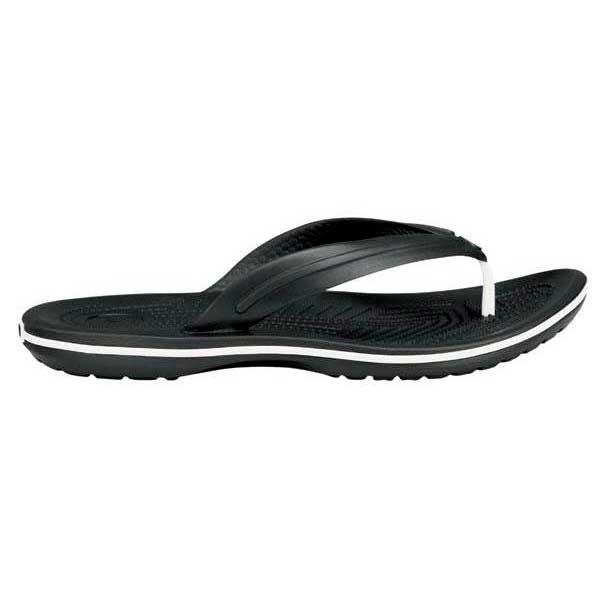 Crocs Crocband Flip Unisex Black buy and offers on Waveinn 1e6f7ff5b26