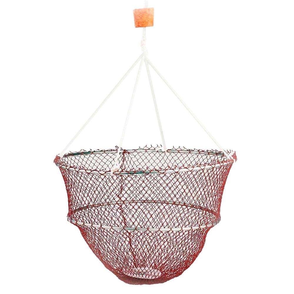 kescher-evia-crab-24cm-mesh-3-mm-nylon-mesh