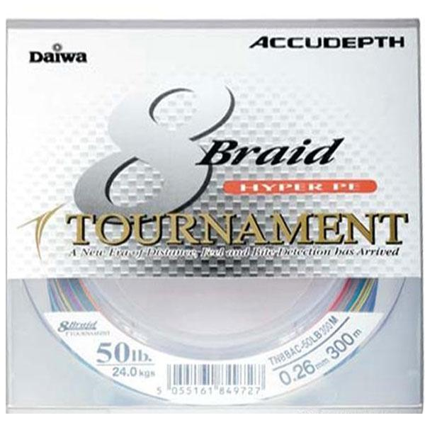 Daiwa Tournament Specialist 8 Braid 300