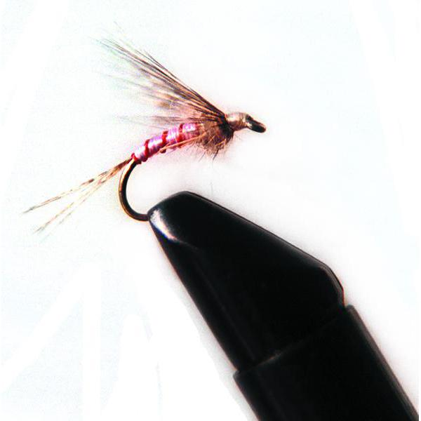 Hart Wet Fly Lilac