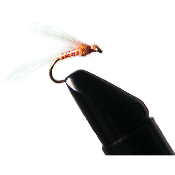 Hart Wet Fly Fuscatus Juliana
