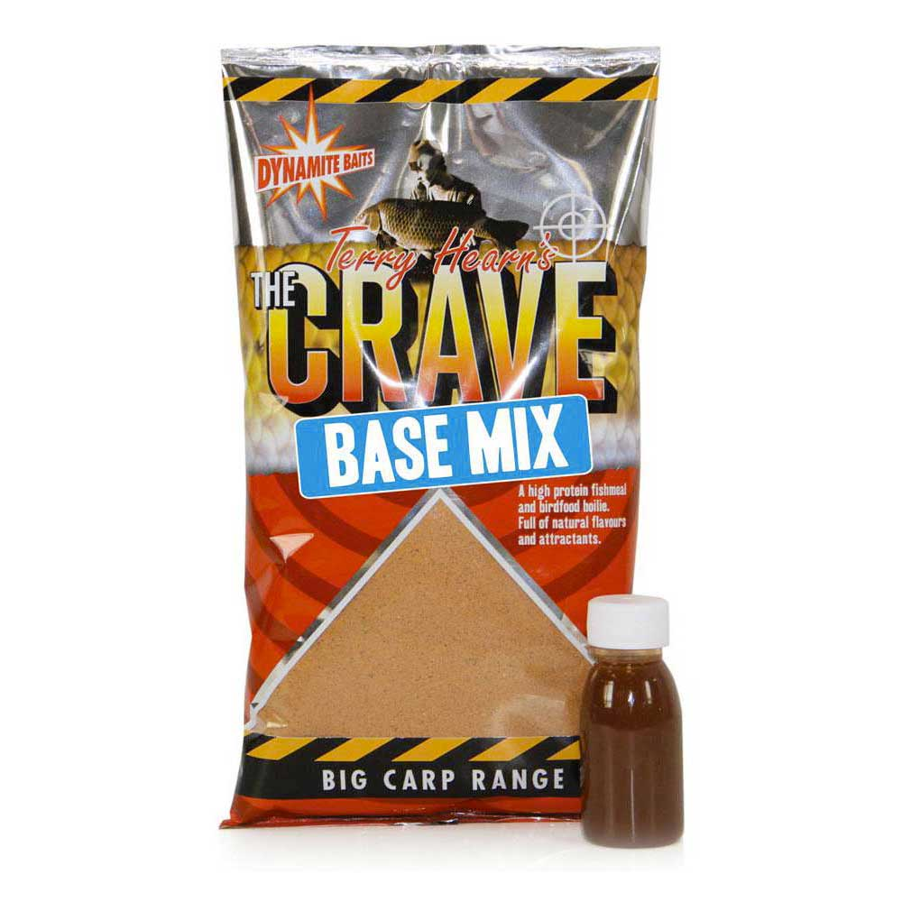 Dynamite baits Crave Base Mix Liq Kit