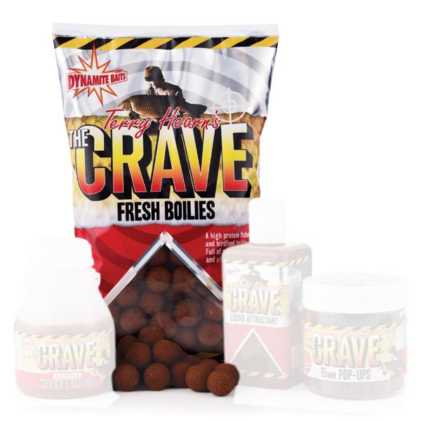 Dynamite baits The Crave Shelf Life Boilie