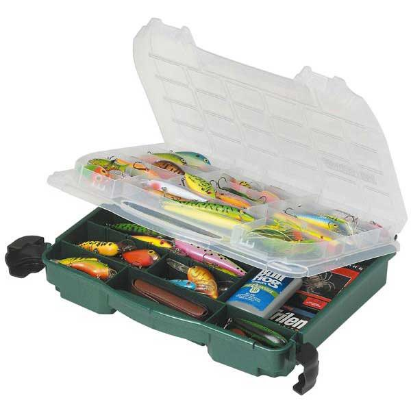 Plano 3950 Double Cover Lockjaw Tackle Organizer