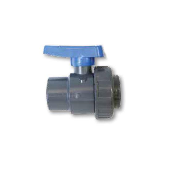 rohrleitungen-nuova-rade-ball-valve-1-1-2-zoll-plastic-grey