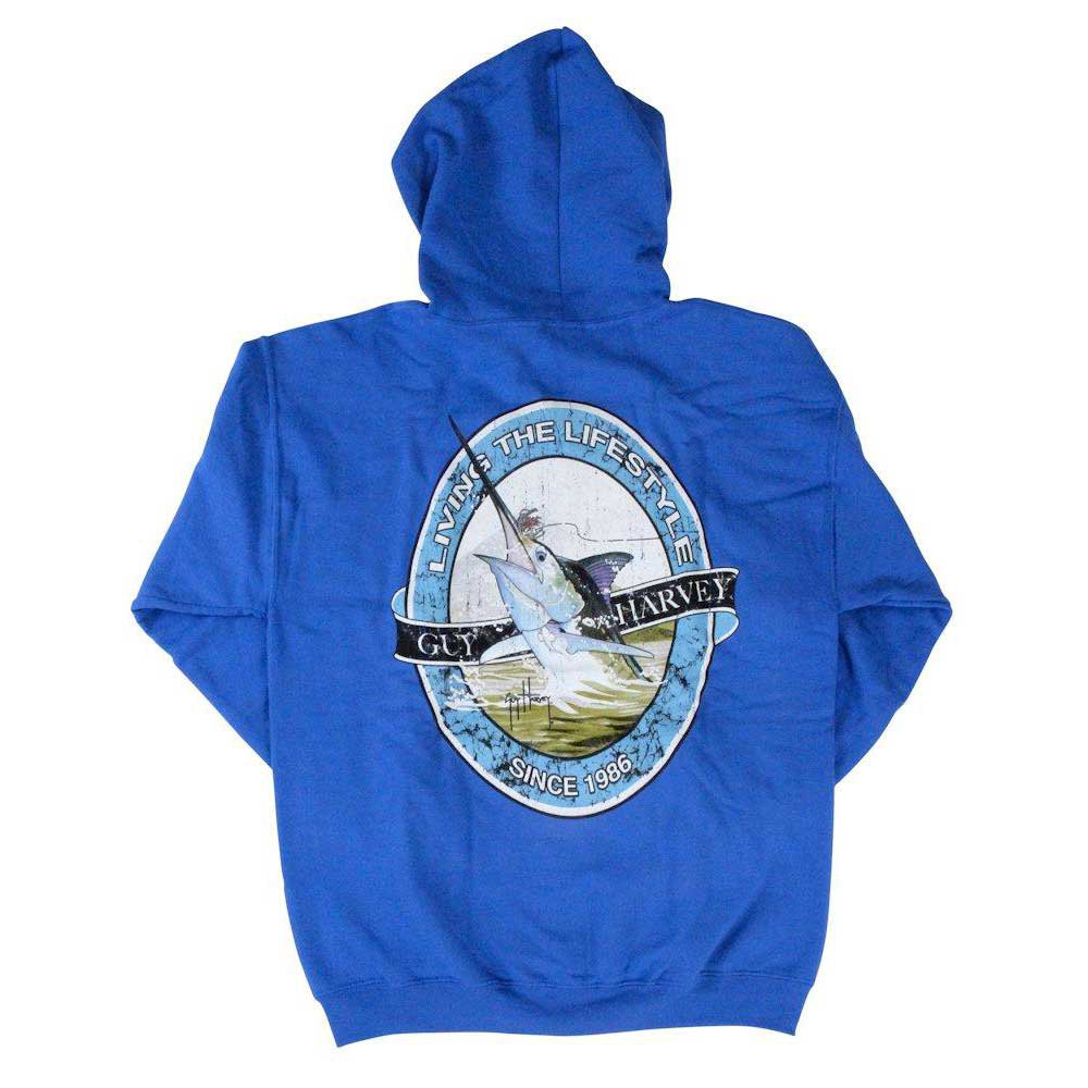Guy harvey Harvey Lifestyle Hoodie