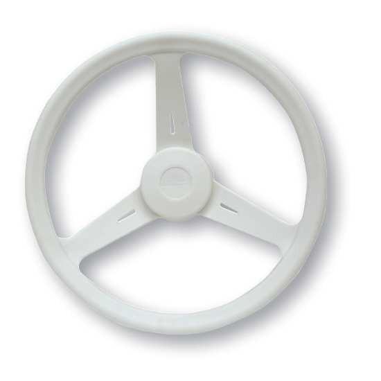 steuerung-lalizas-wheel-classic-350-mm-white