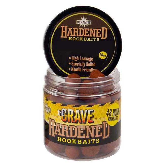 Dynamite baits The Crave Hardened Hookbaits Boilies