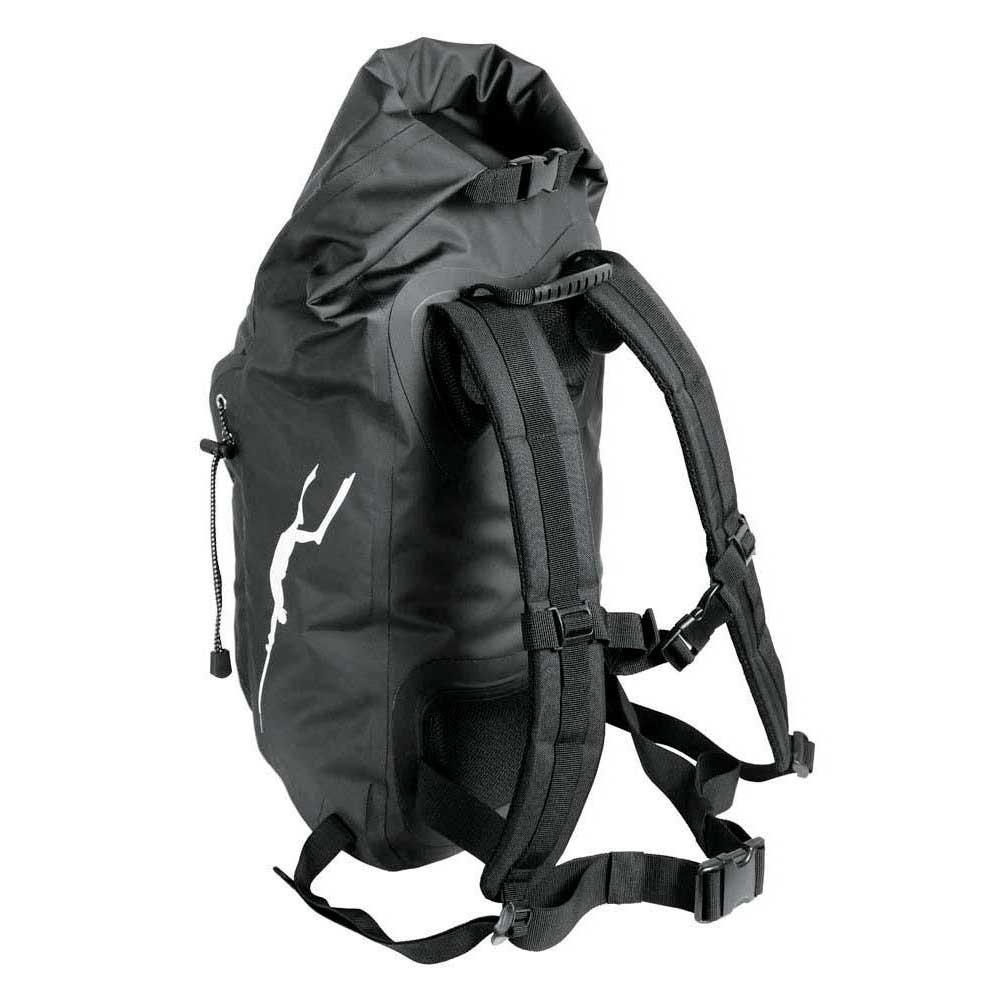 ef5dc0b187c1 Omer Dry Backpack Black buy and offers on Waveinn