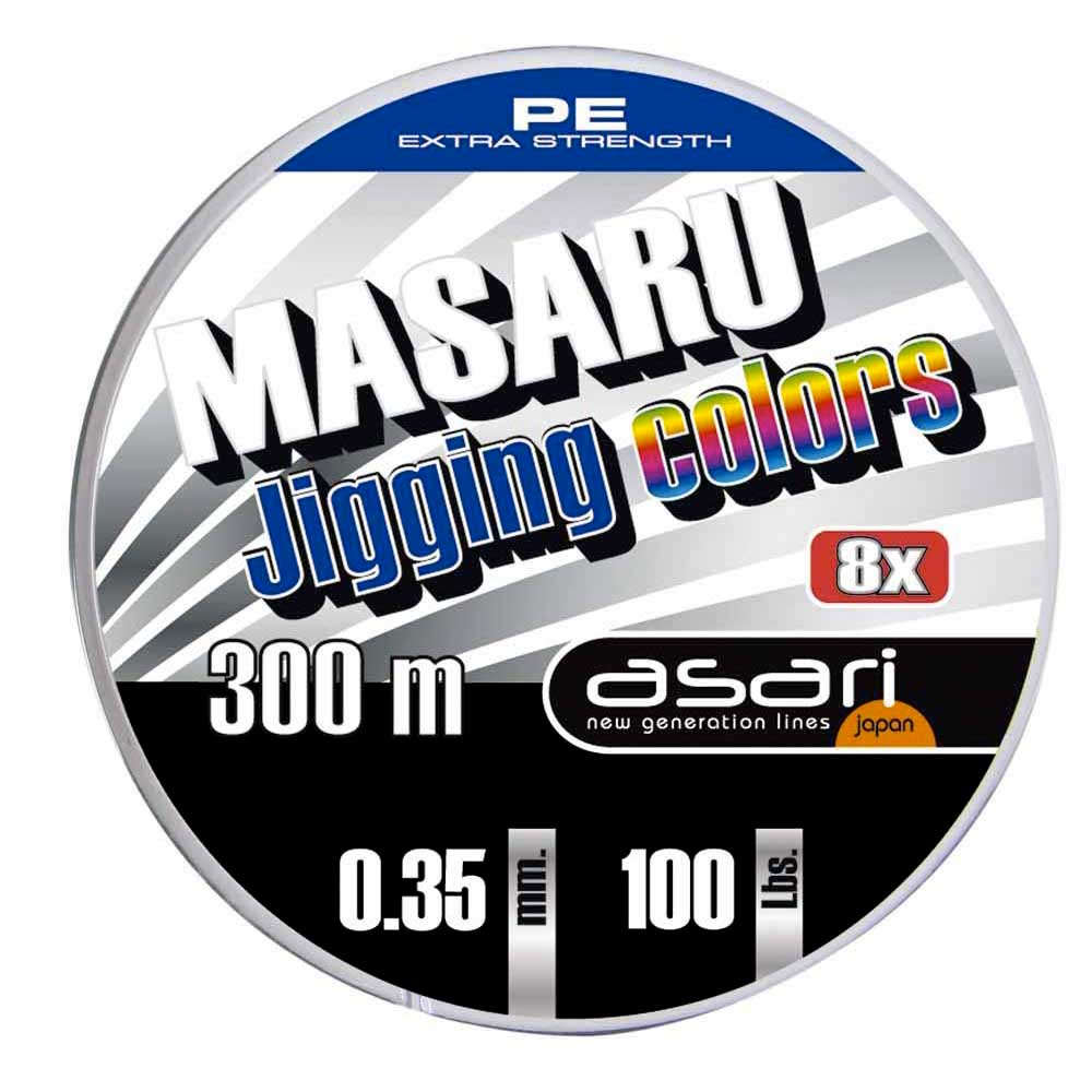 Asari Masaru Jigging Colors 300
