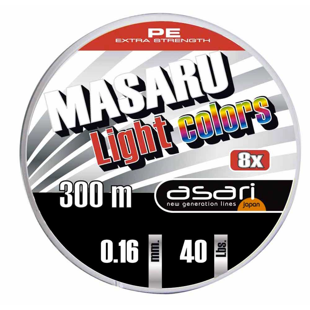 Asari Masaru Light Colors 300m