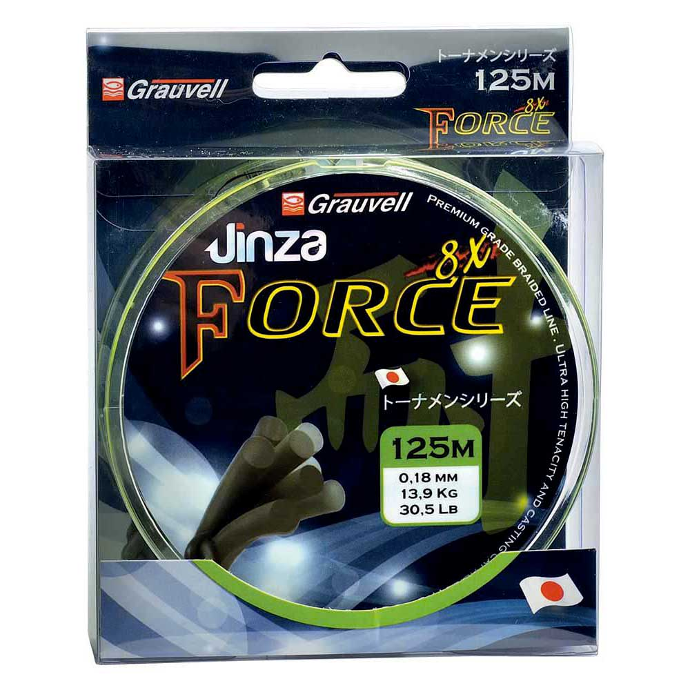 Jinza Force 8X 125m