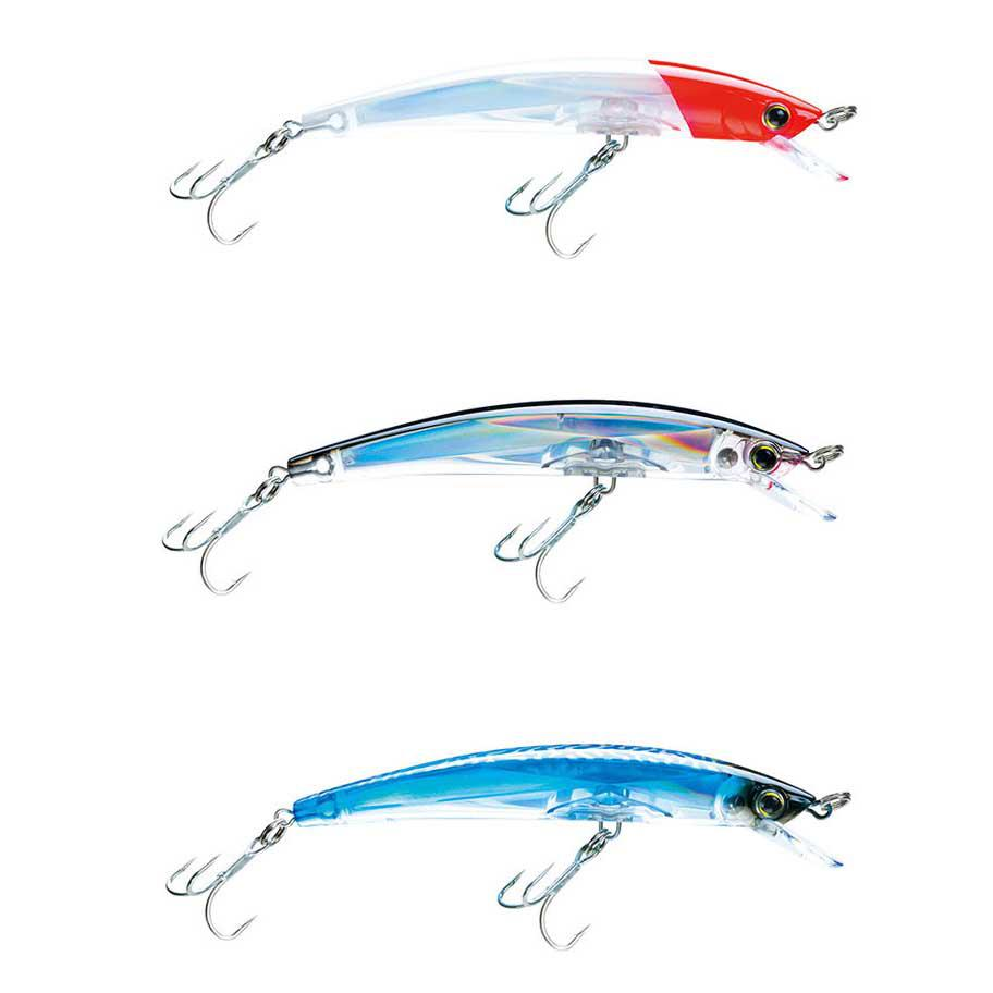 Yo-zuri Crystal 3D Minnow Sinking 130mm