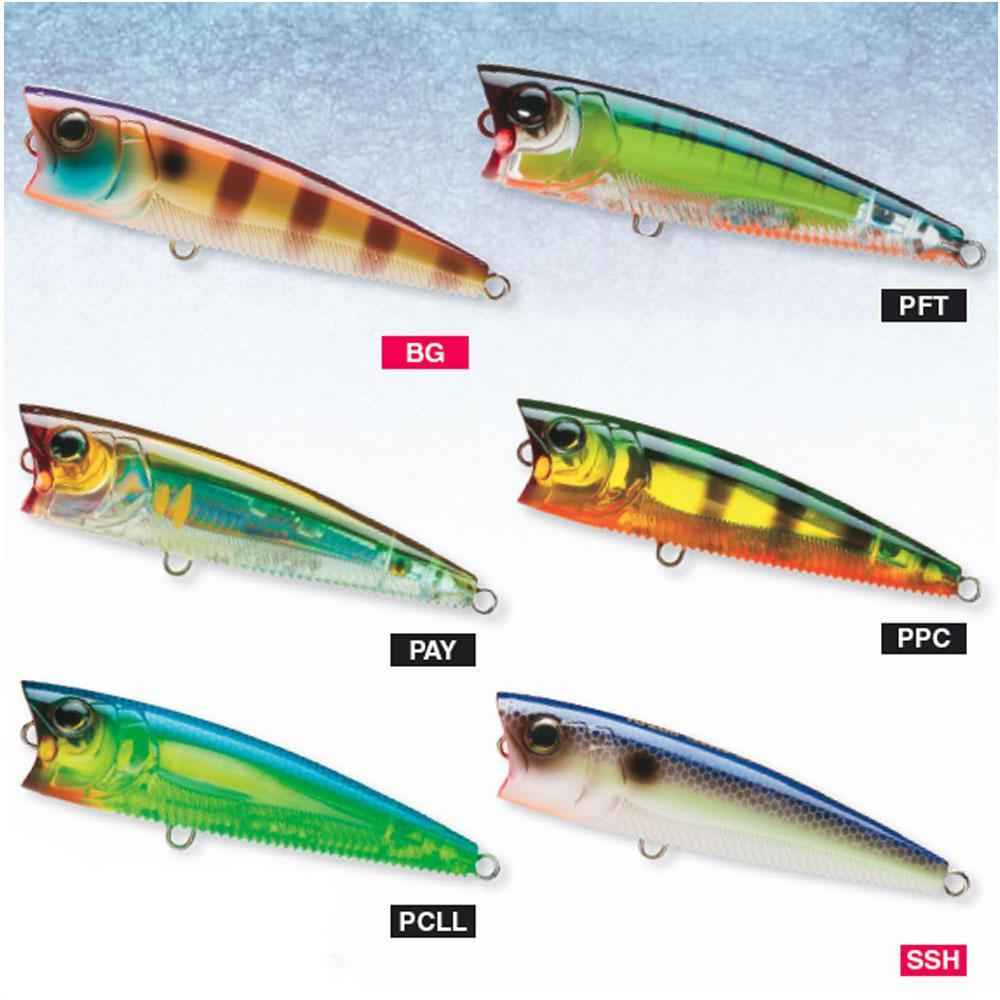 Yo zuri 3db popper 75 buy and offers on waveinn for Fishing yo yo