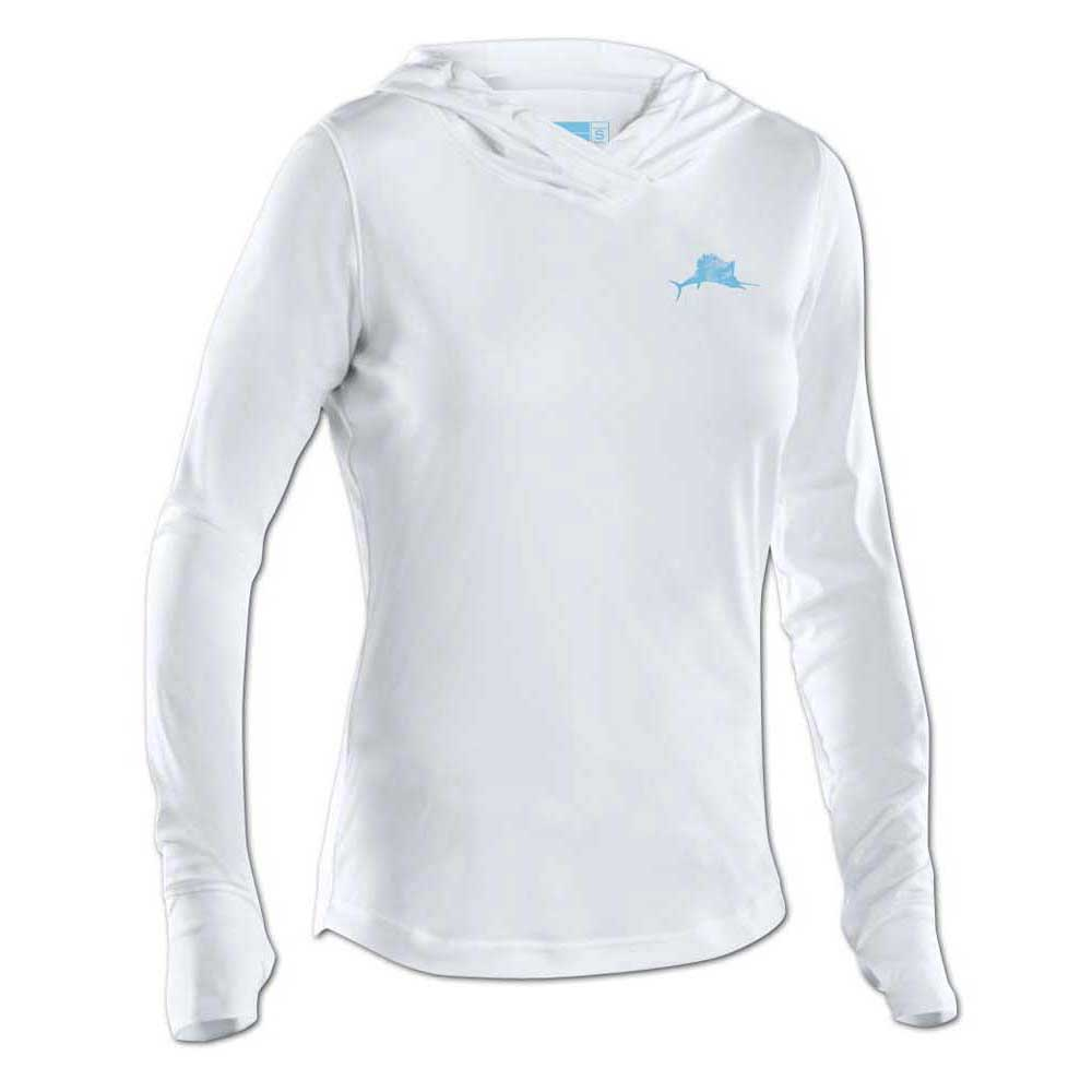 Pelagic Ultra Tek Hooded Sunshirt