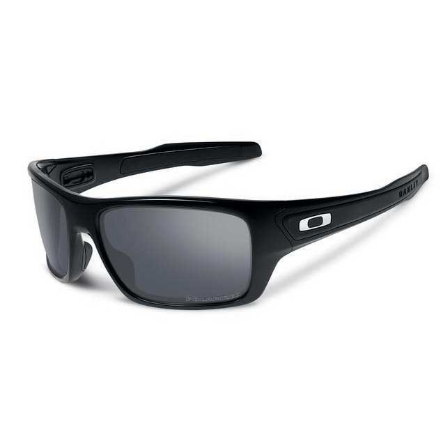 Oakley Turbine Iridium Polarized