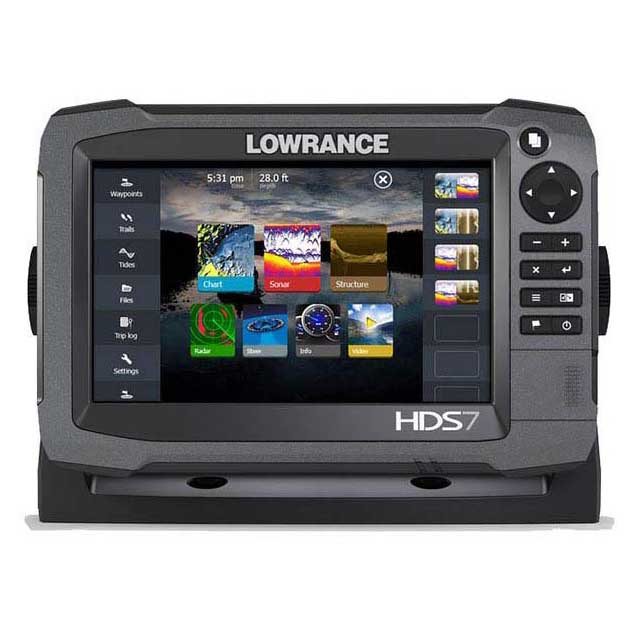 Lowrance HDS 7 Gen3 ROW with StructureScan