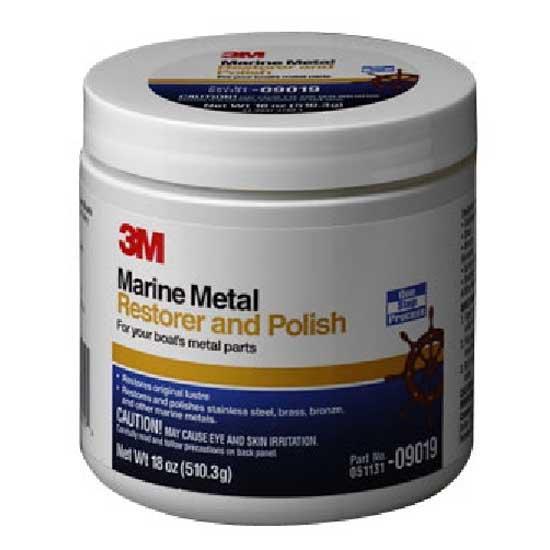 3m Marine Metal Restorer And Polish Paste 530 ml