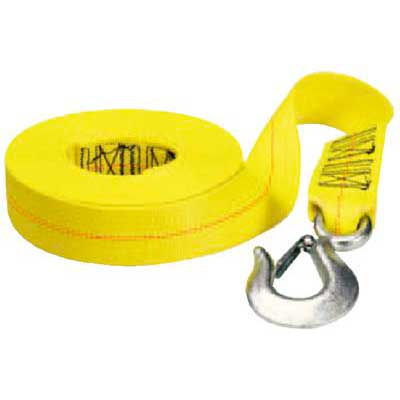 Fulton Winch Strap Heavy Duty