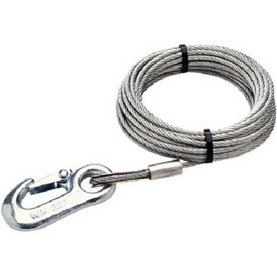 Seachoice Galvanized Winch Cable