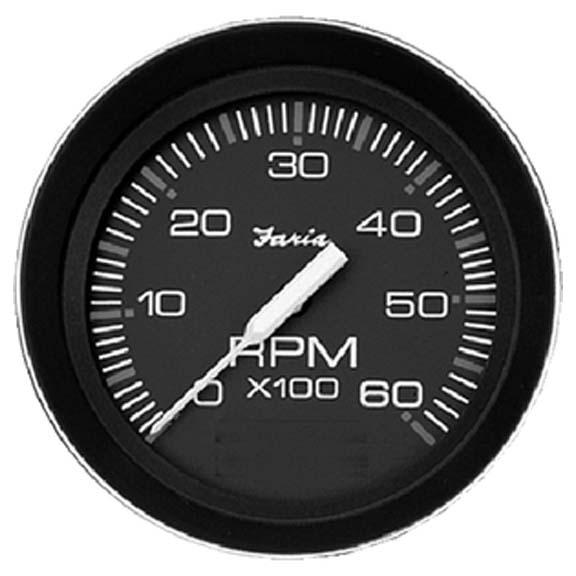 treibstoff-faria-coral-tachometer-7000-rpm