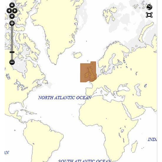 C-map navico Max N Wide Hokkaido Sakhalin Islands EW-Y226, Waveinn