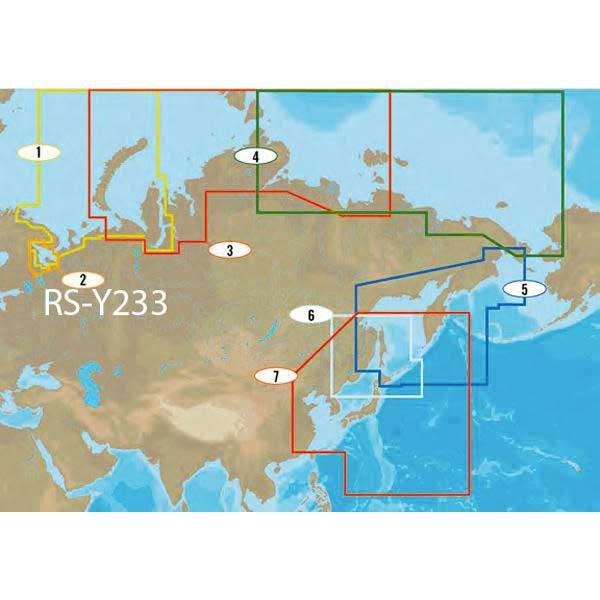 C-map navico Max N Wide Russian Federation North East, Waveinn