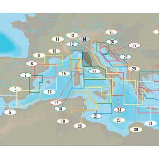 Cmap 4D Max Local Marina Di Carrara To Marina Di Tarquinia buy and