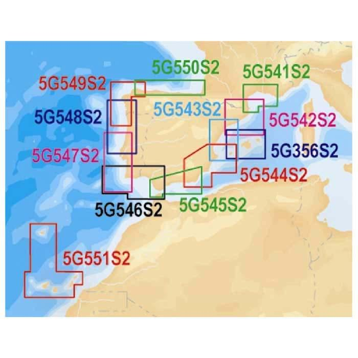 Navionics Gold Small Golfe du Lion