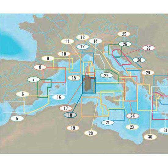 kartographie-c-map-4d-max-local-sardinia-south