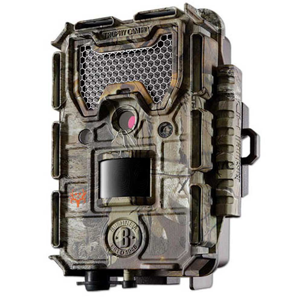 Bushnell 14 Mp Trophy Cam Aggresor HD Realtree xtra Low Glow