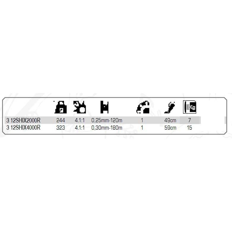 6fa6b1ad527 Shimano IX R Black buy and offers on Waveinn