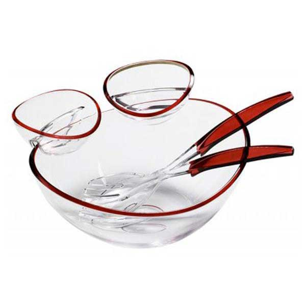 Marine business Party Salad Bowls and Cutlery
