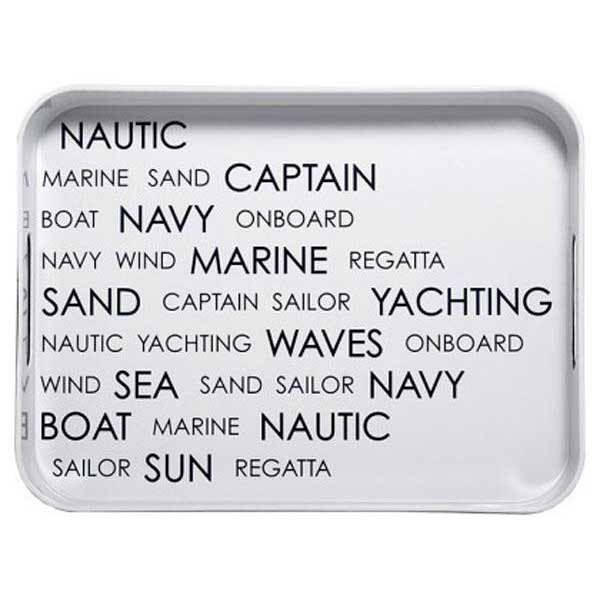 Marine business Sea Rectangular Tray