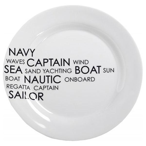 Marine business Sea Flat Dish