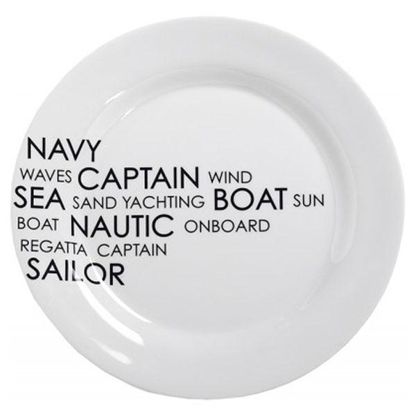 Marine business Sea Oval Serving Platters