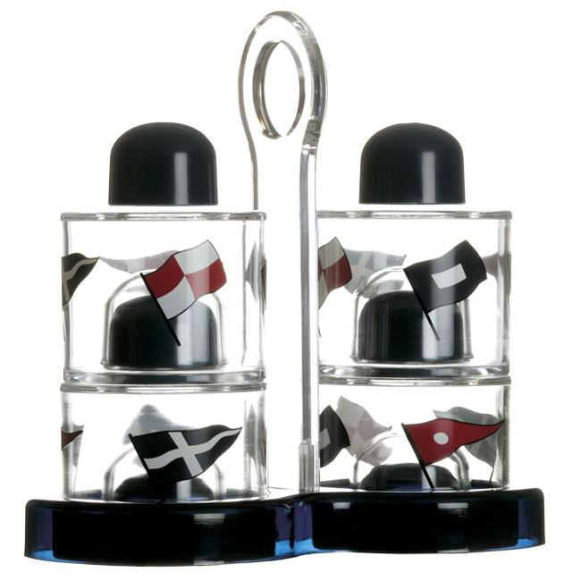 Marine business Regata Cruet Salt Pepper