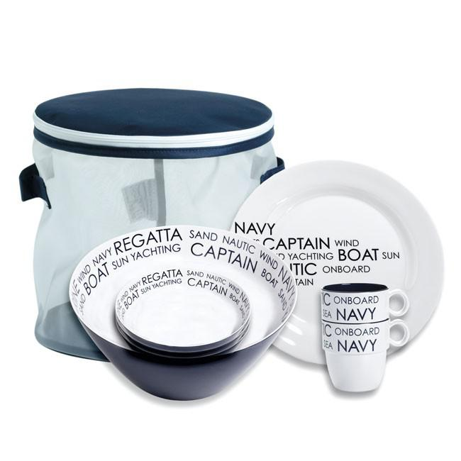 Marine business Sea Tableware Pack