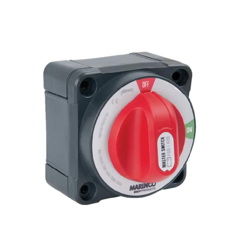 Bep marine Pro Installer Double Pole Battery Switch