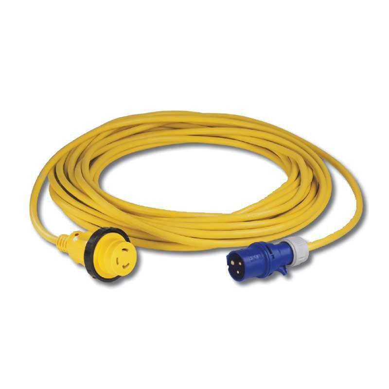 Marinco Locking Shore Power Cordset EU