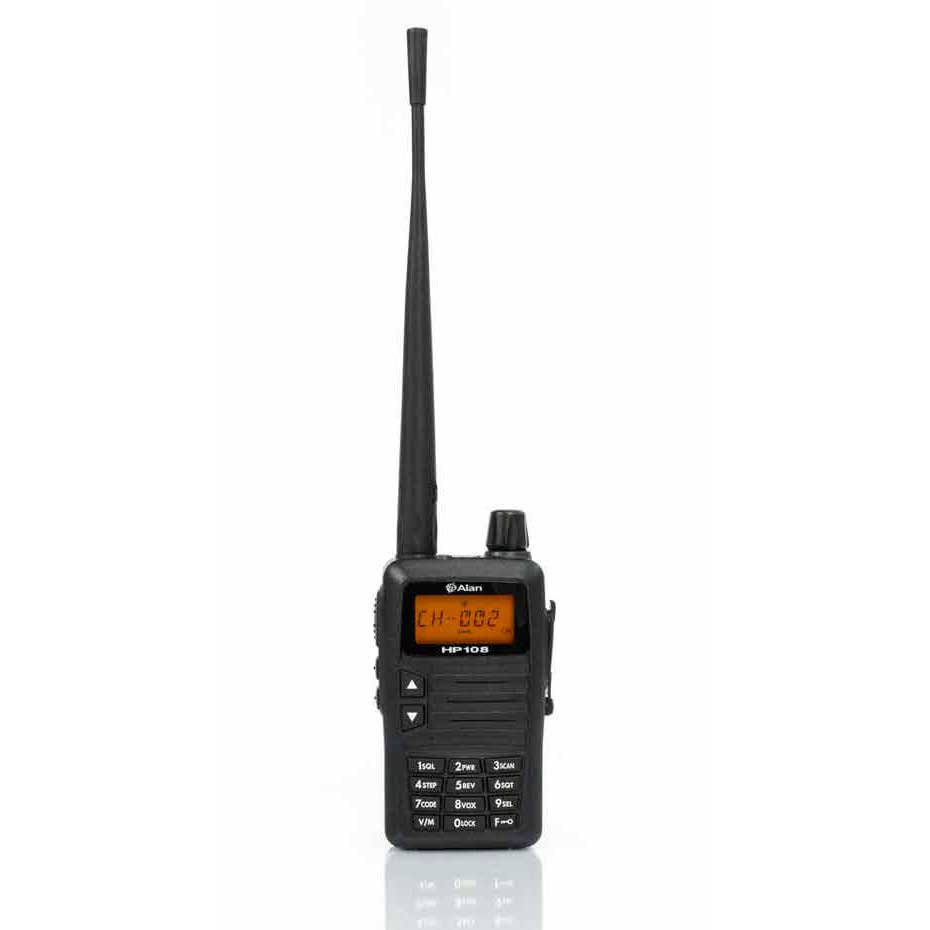 Midland Alan HP408H UHF Professional Portable Radio