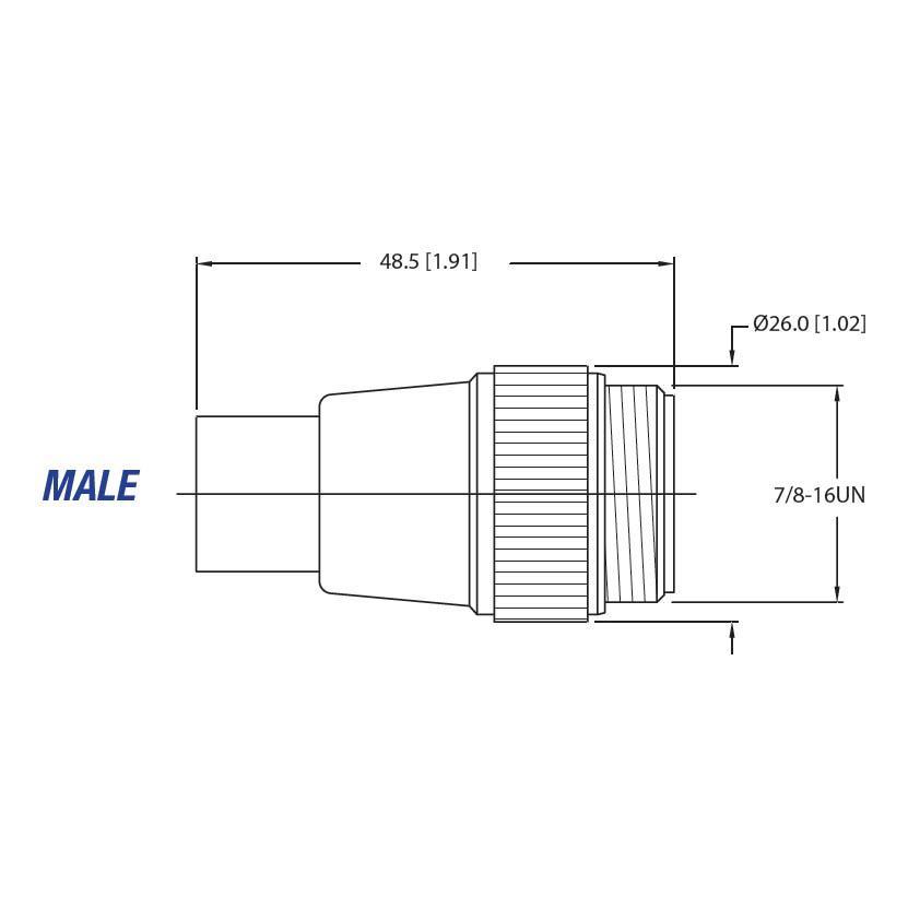 mini-termination-resistor