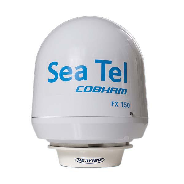 Seaview Low Profile Satdome