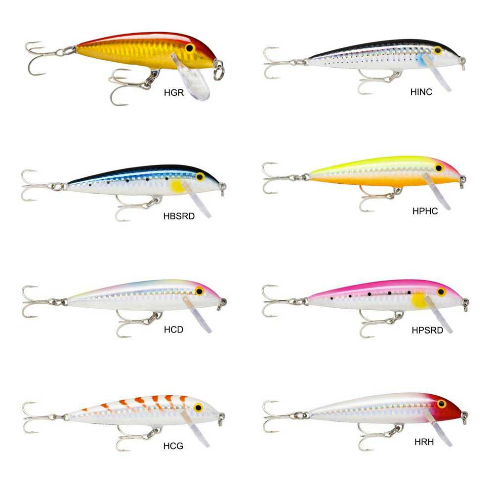 Rapala Countdown Abachi 70mm