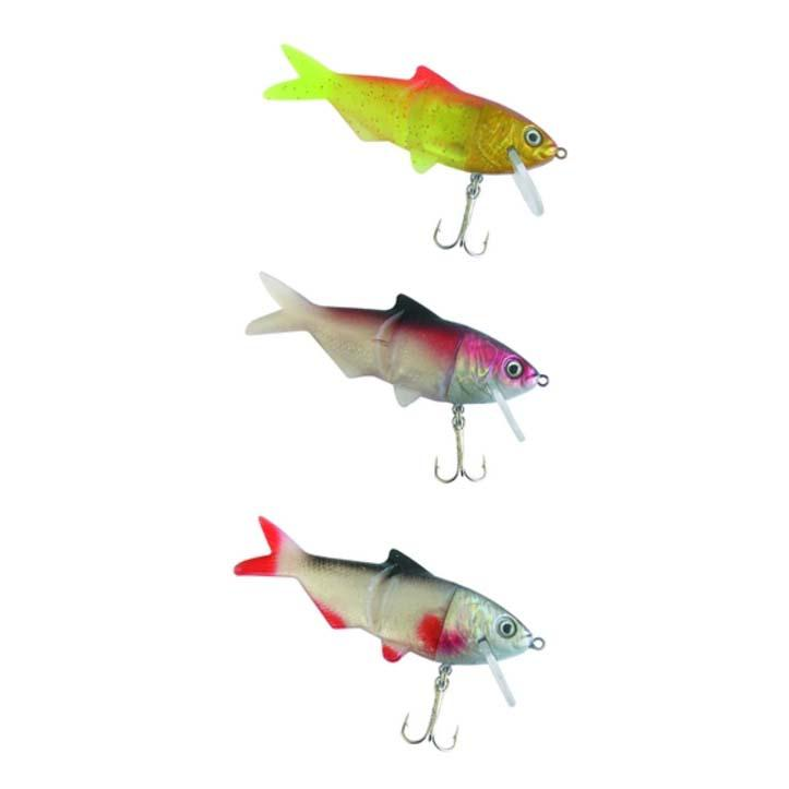 Seika Rattle Soft Lures 5589 90