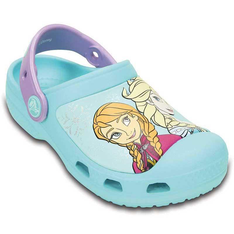 clogs-crocs-cc-frozen-clog, 24.45 EUR @ waveinn-deutschland